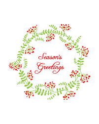 Happy Holidays to you all.................