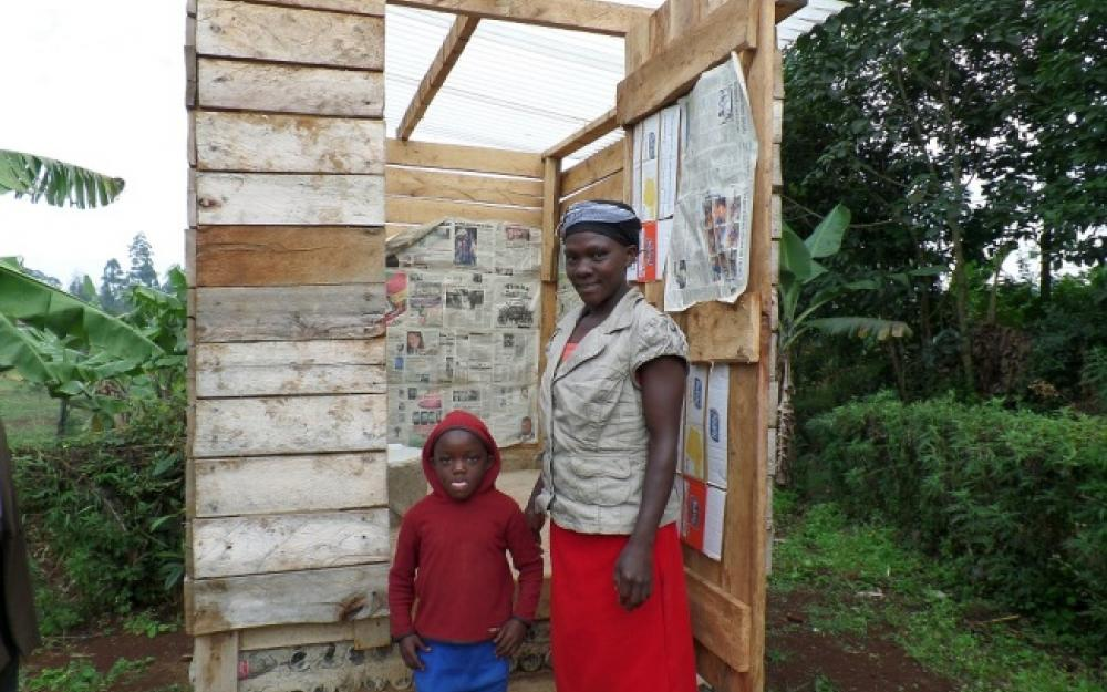 Inclusive Business in Sanitation - a community solution to sanitation in Kenya