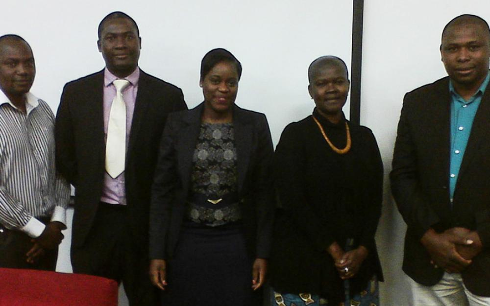 IB in Action in Zimbabwe - Harare Workshop in May 2016