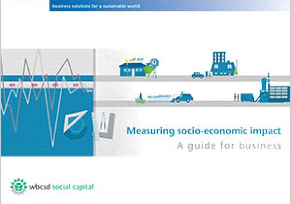 What gets measured gets managed – WBCSD launches guide on measuring socio-economic impact